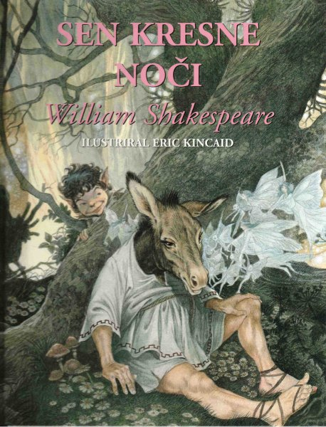 a literary analysi of a midsummer nights dream by william shakespeare